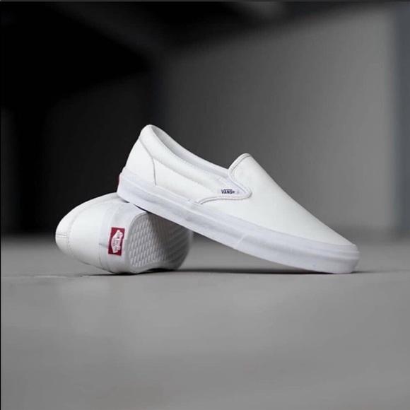 Vans Shoes   Vans Slip On Tumble   Poshmark